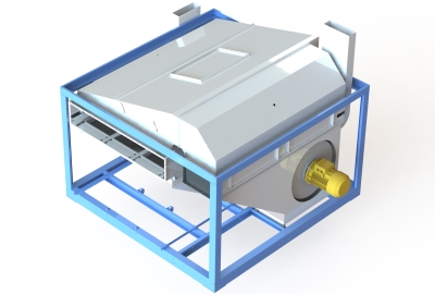 Continuous Belt Type Dryers